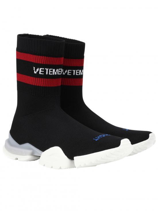 Vetements Rubber X Reebok Sock Sneakers