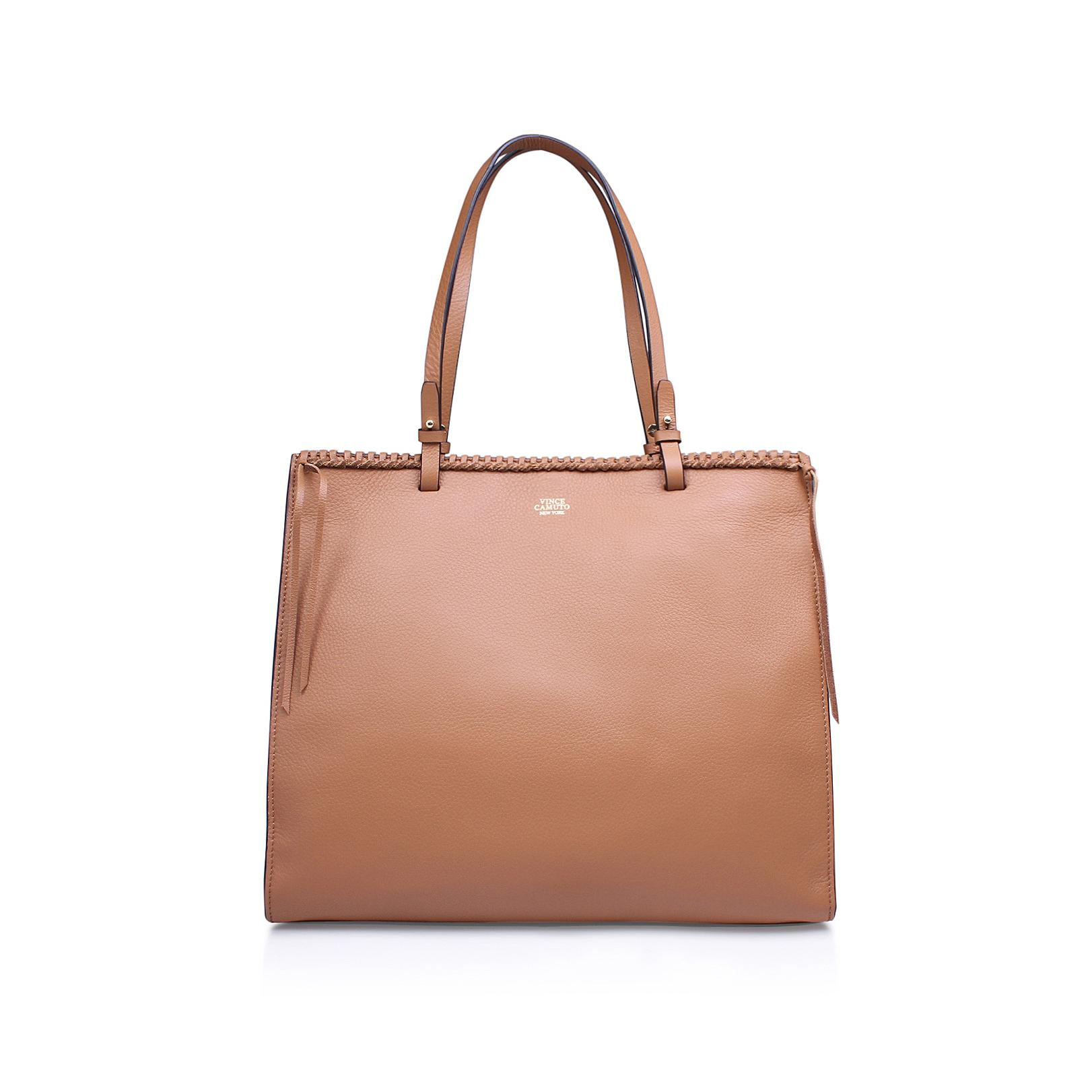 Vince Camuto Litzy Tote in Brown