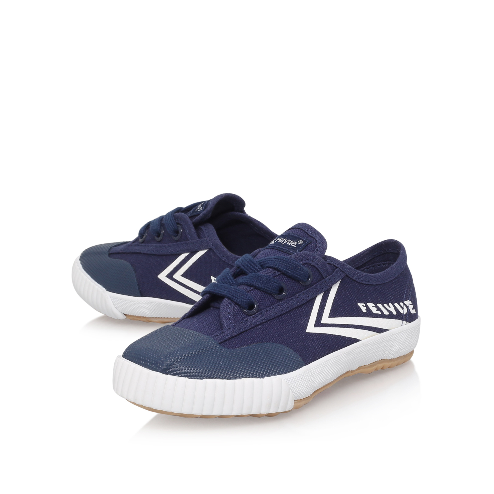 Feiyue Fe Lo Classic Canvas in Navy (Blue) for Men