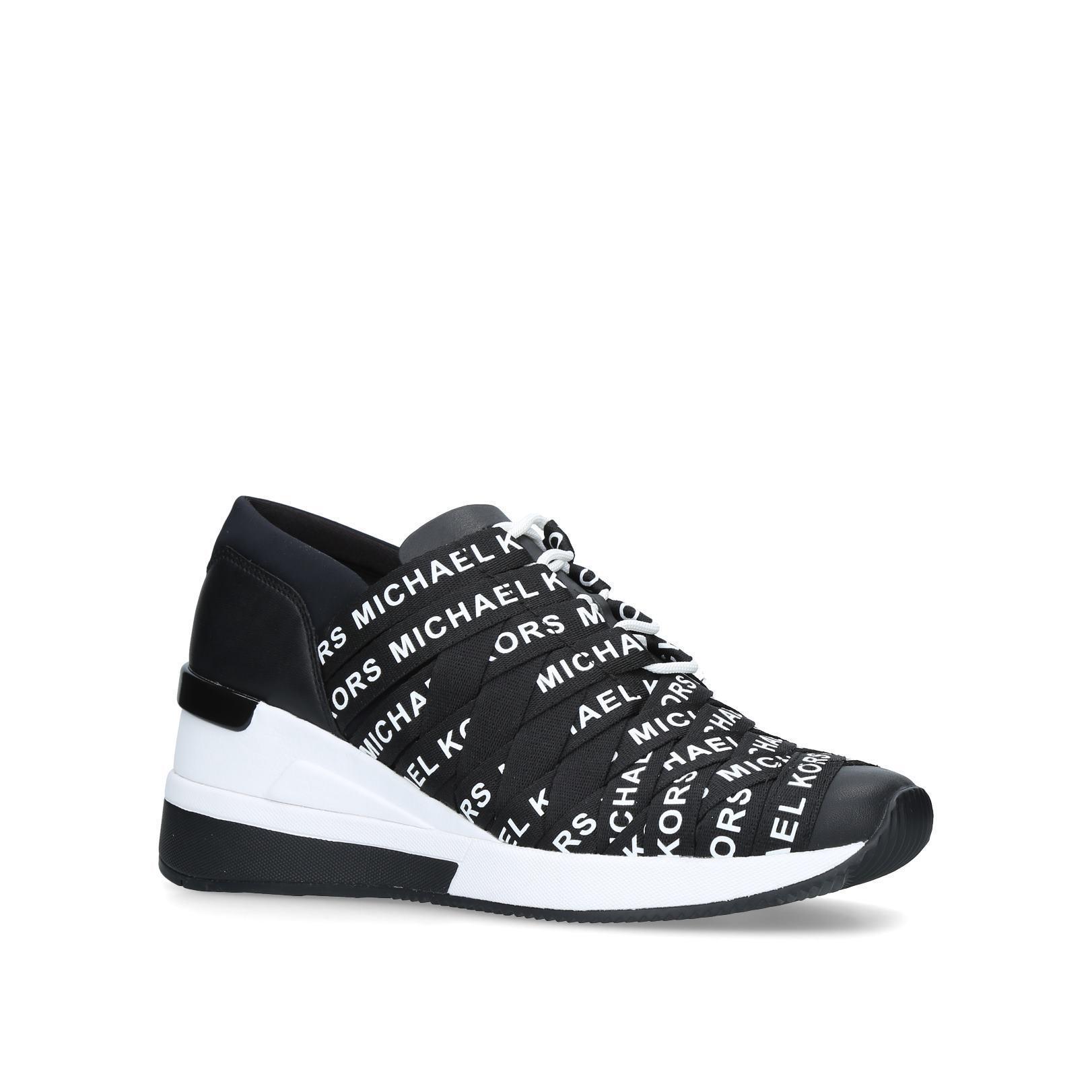 michael kors cydney trainer sneakers