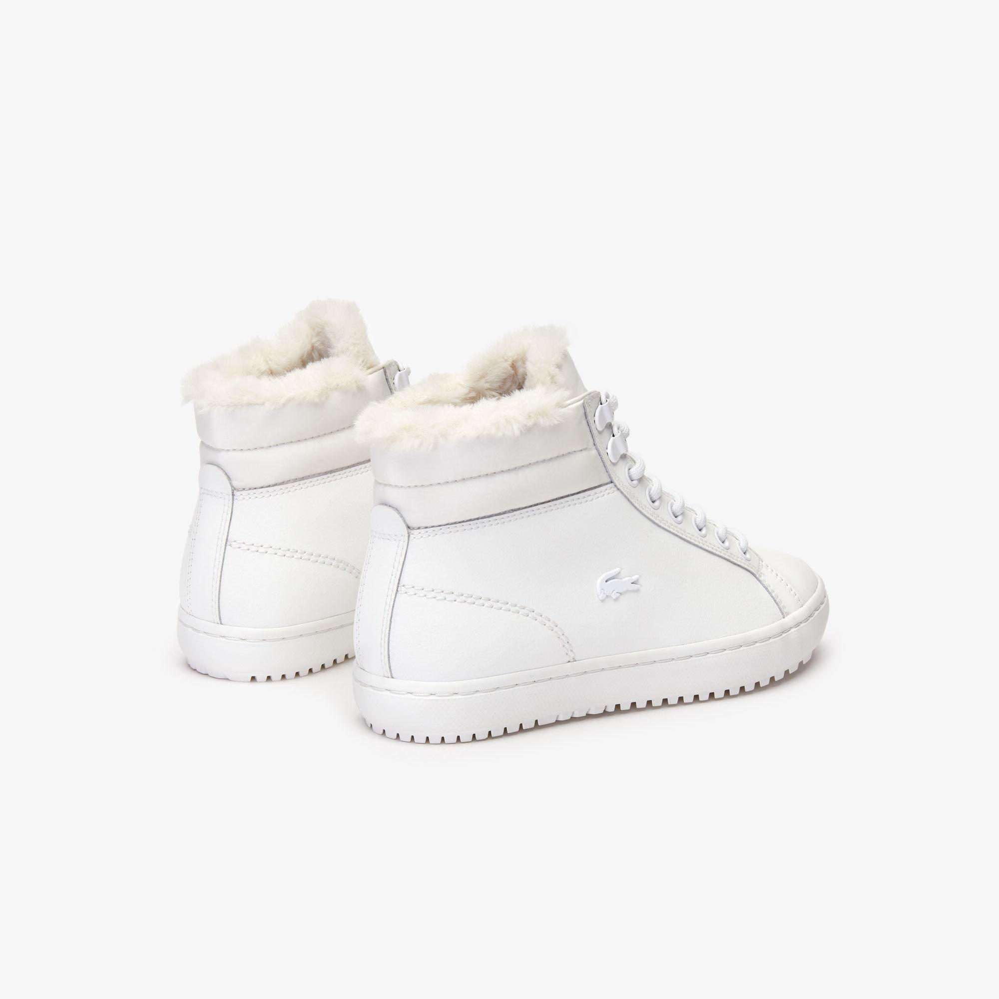 Lacoste Straightset Thermo Leather