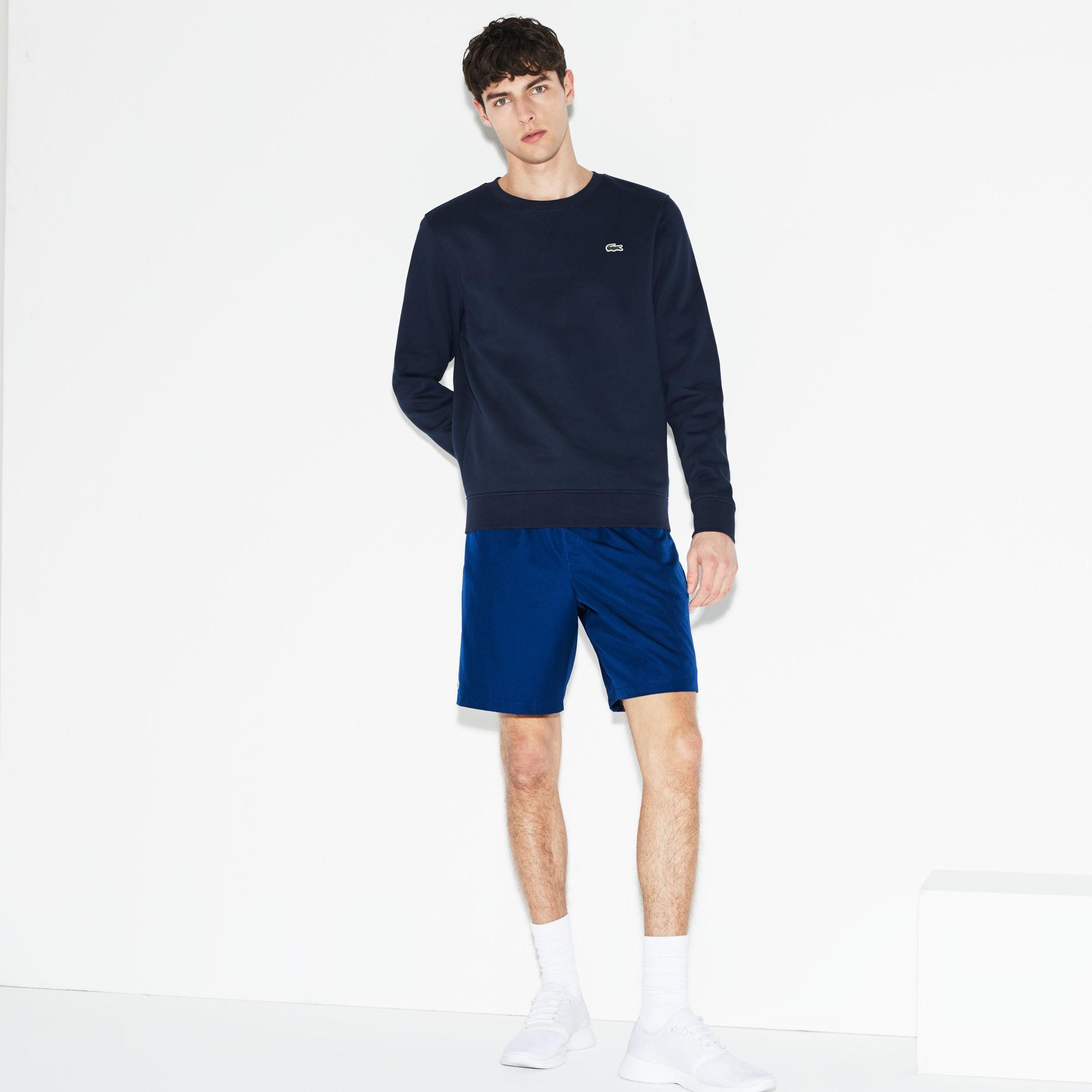 f540f3769b866 Lyst - Lacoste Sport Tennis Shorts in Blue for Men