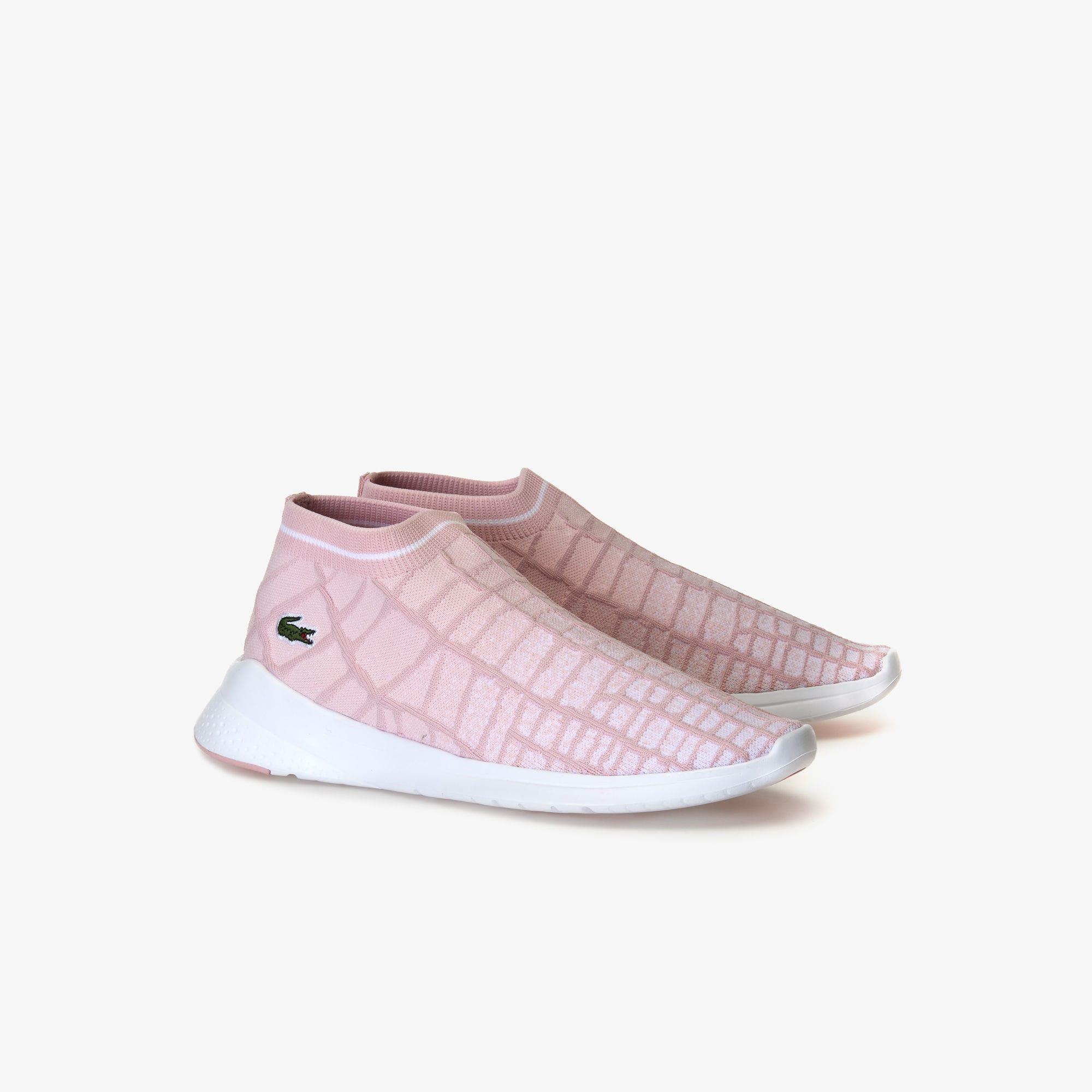 Lacoste Lt Fit Sock Textile Sneakers in