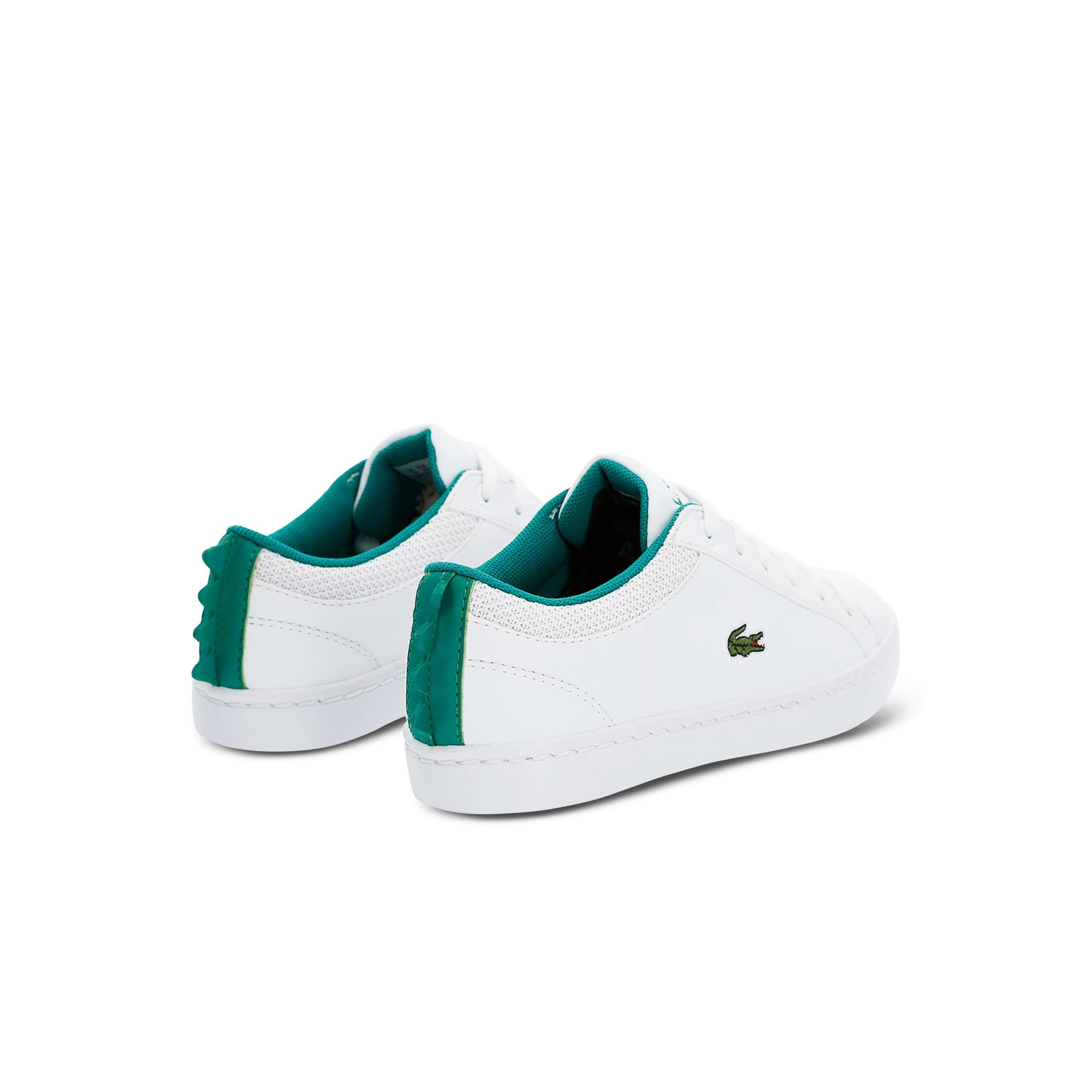 526d89a9f3 Women's White Children's Straightset Synthetic Sneakers