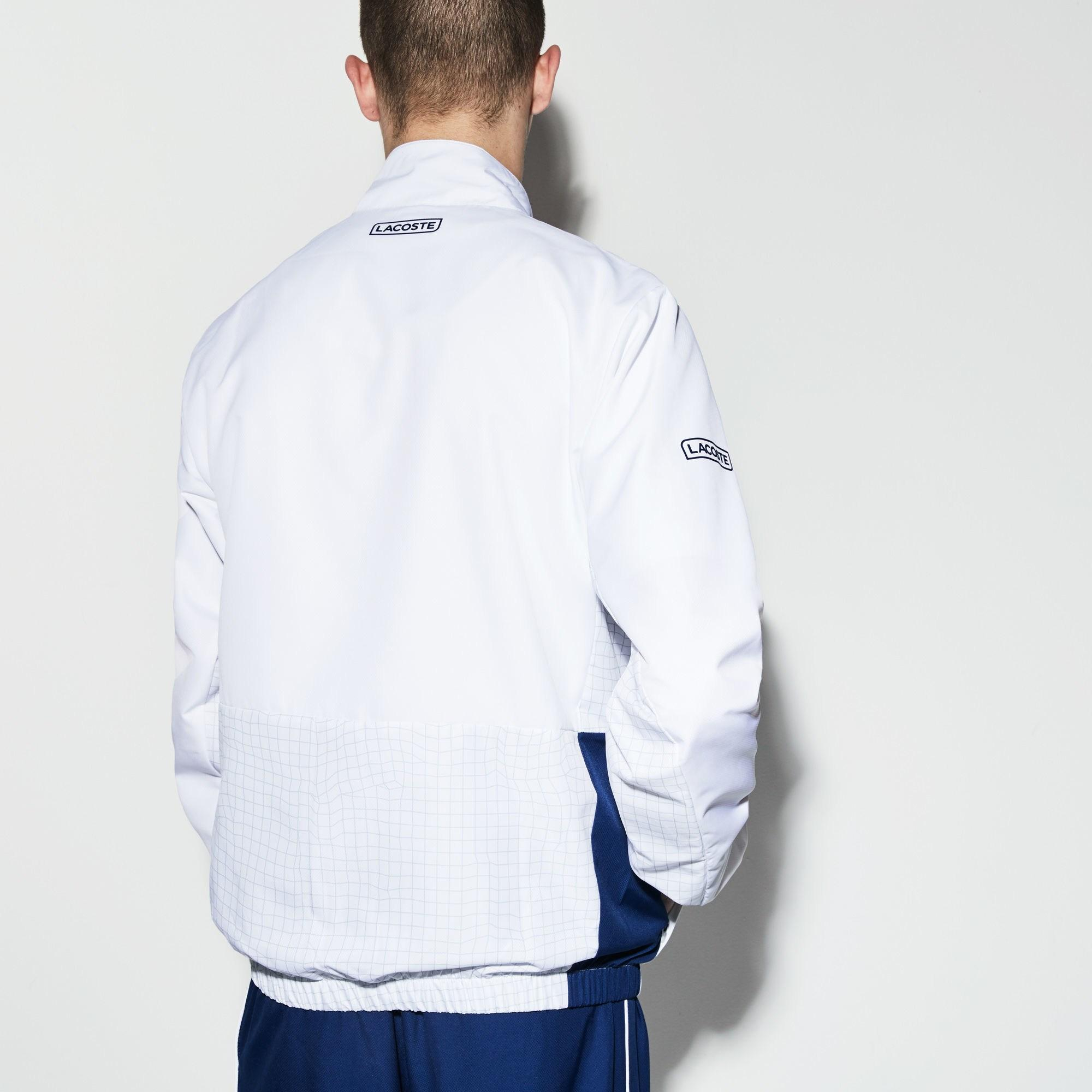 classic cheap prices discount sale Sport Piped Taffeta Tennis Tracksuit