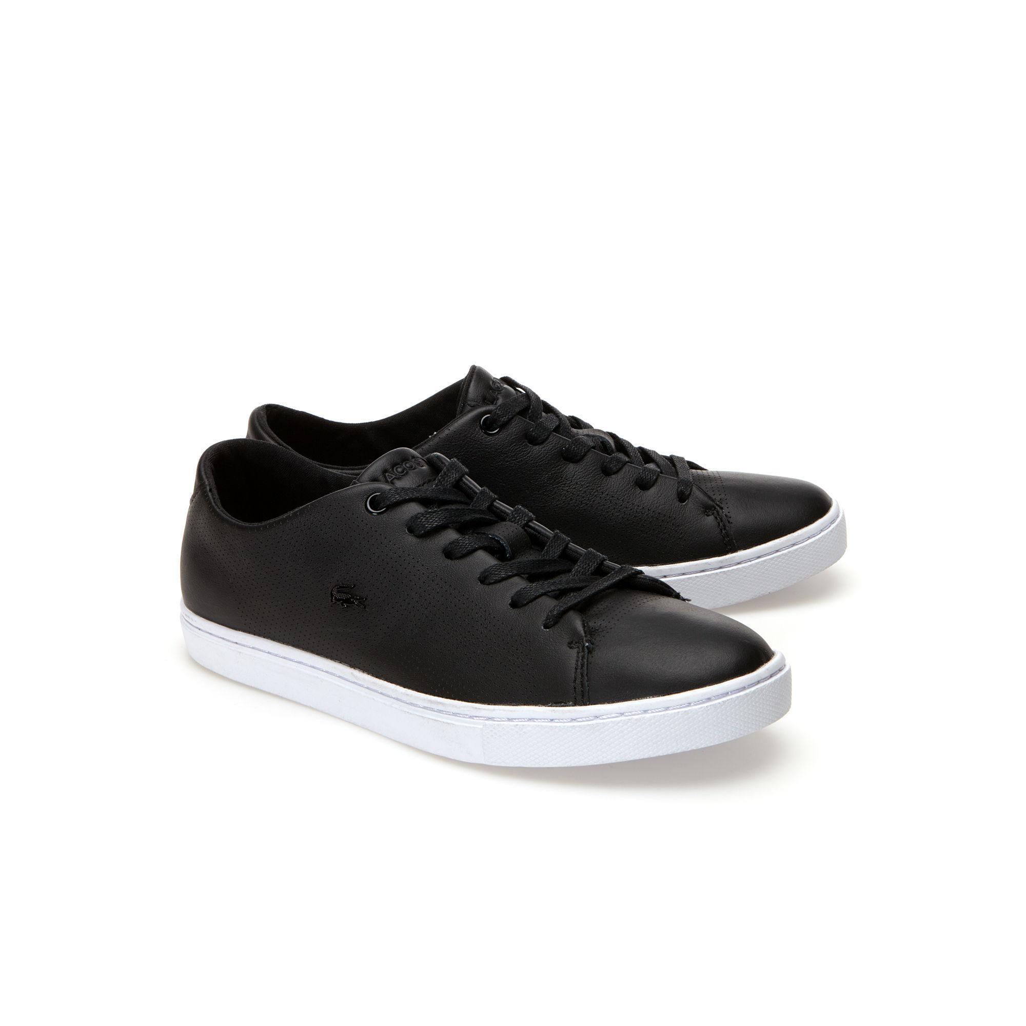 14f544e1609b6 ... Showcourt Leather Sneakers - Lyst. View fullscreen