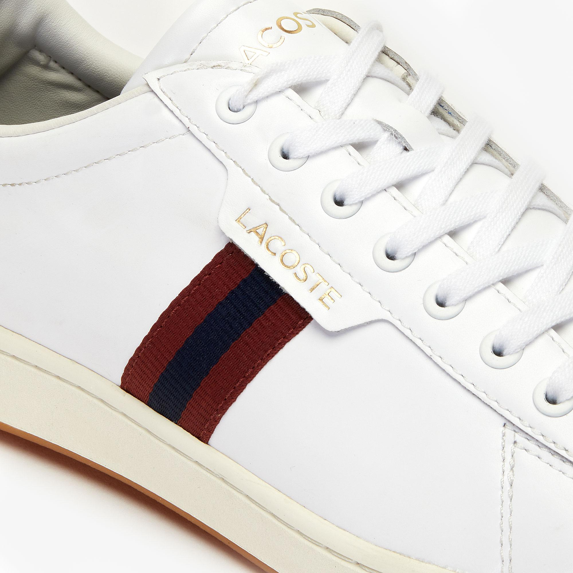 Lacoste Carnaby Evo Tricolor Leather