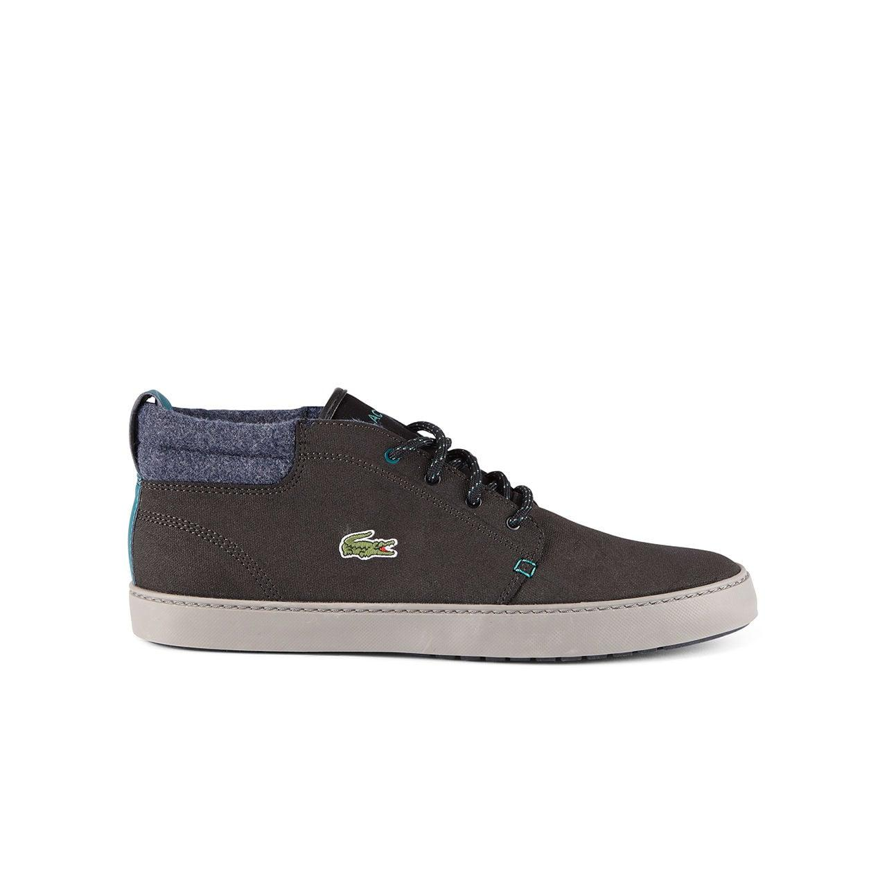 f1c5ef51aec2 Lyst - Lacoste Ampthill Terra Chukka Leather Sneakers for Men