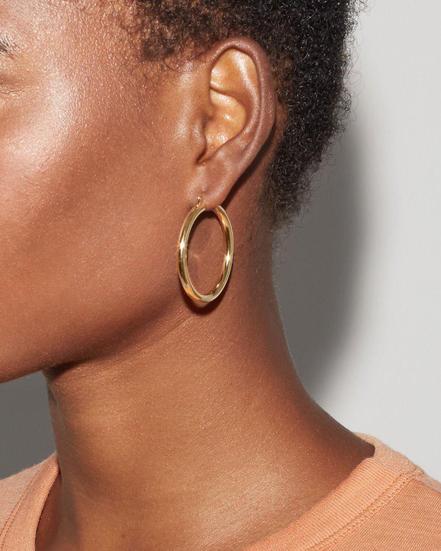 Isabel Marant Uplift Earring in Gold (Metallic)