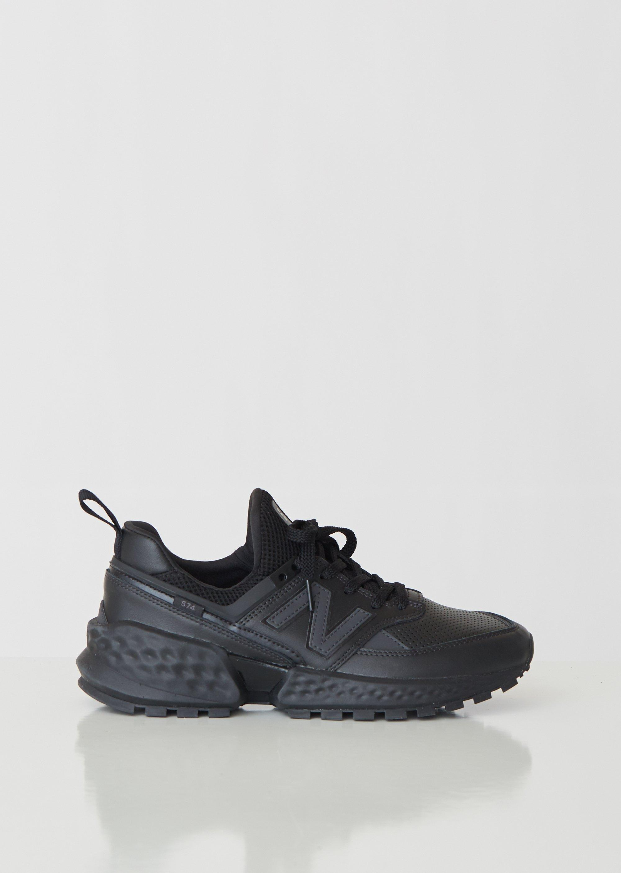 New Balance 574 Sport Leather Sneakers