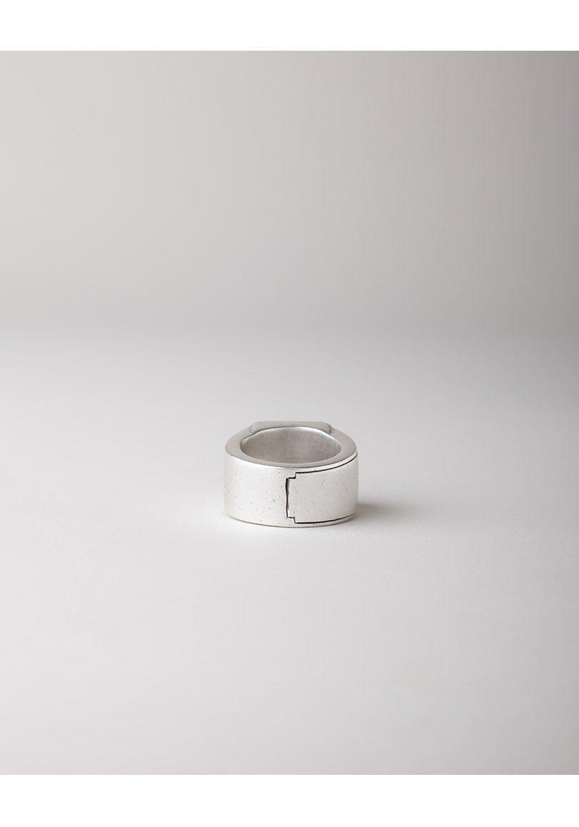 Maison Margiela Flat Top Ring