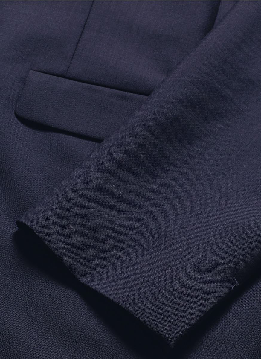 Acne Studios 'antibes' Wool-mohair Soft Blazer in Dark Navy (Blue) for Men
