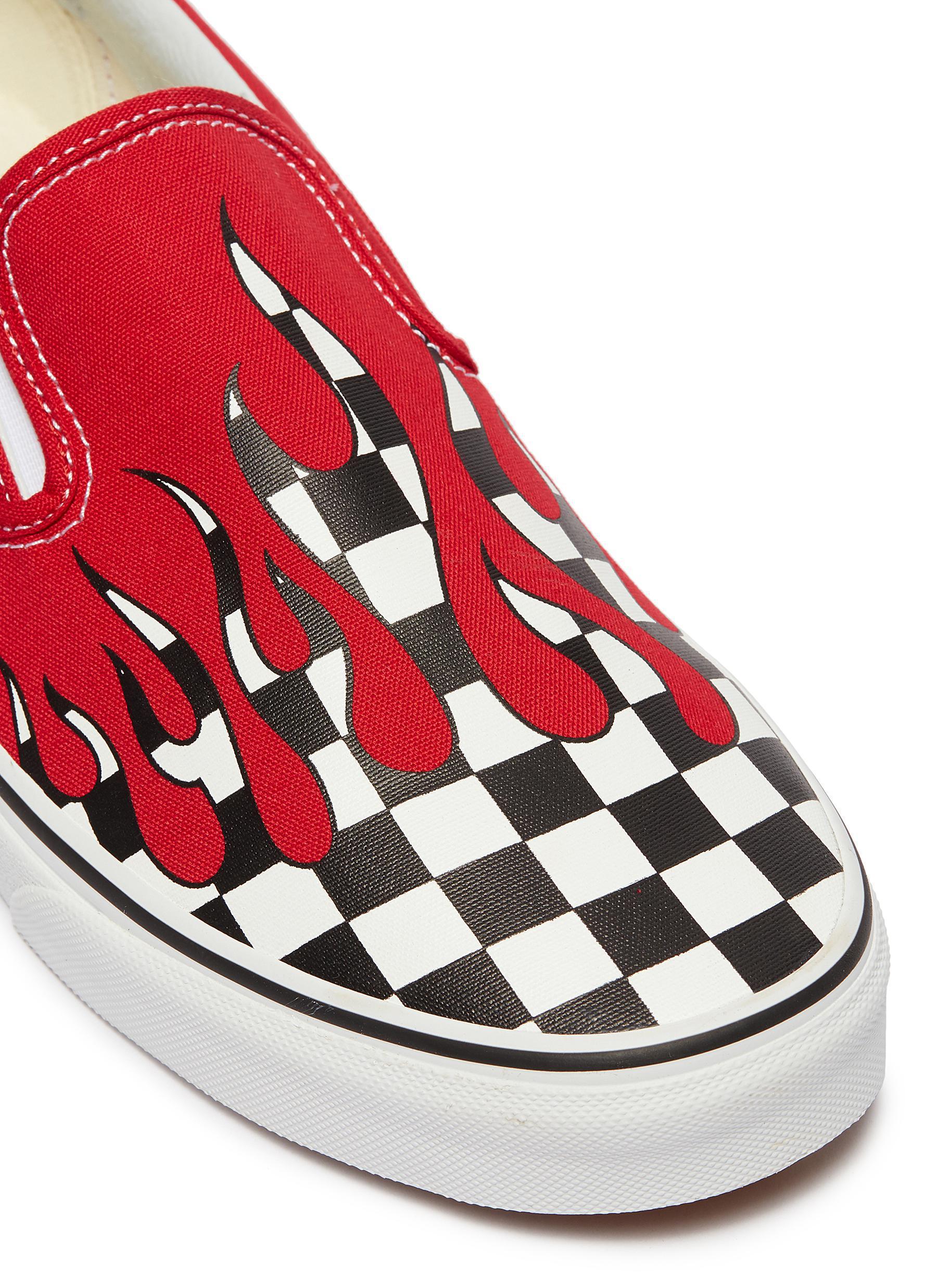 Vans 'classic Slip-on' Checkerboard