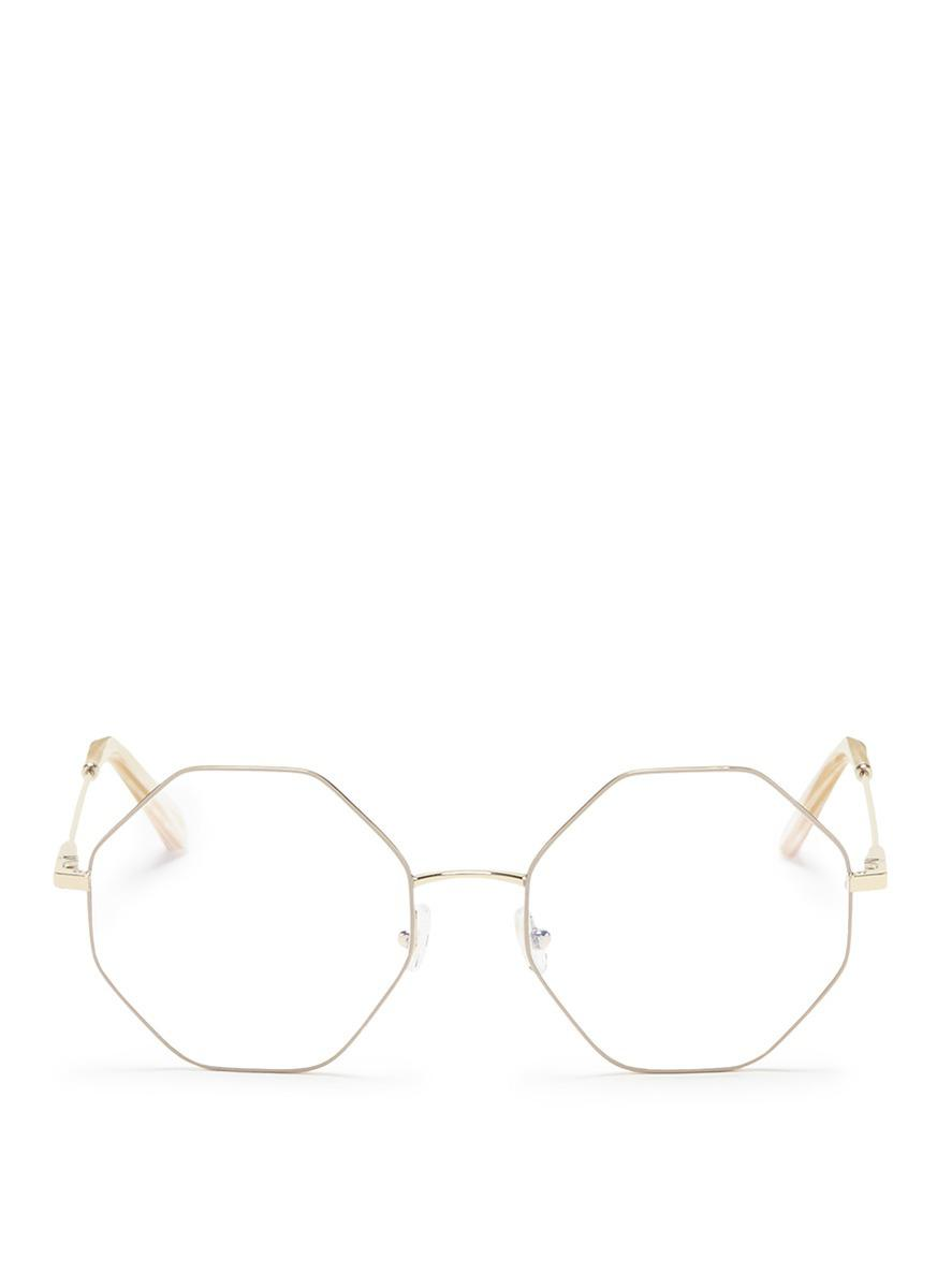 Chloé Octagonal glasses KlaZh