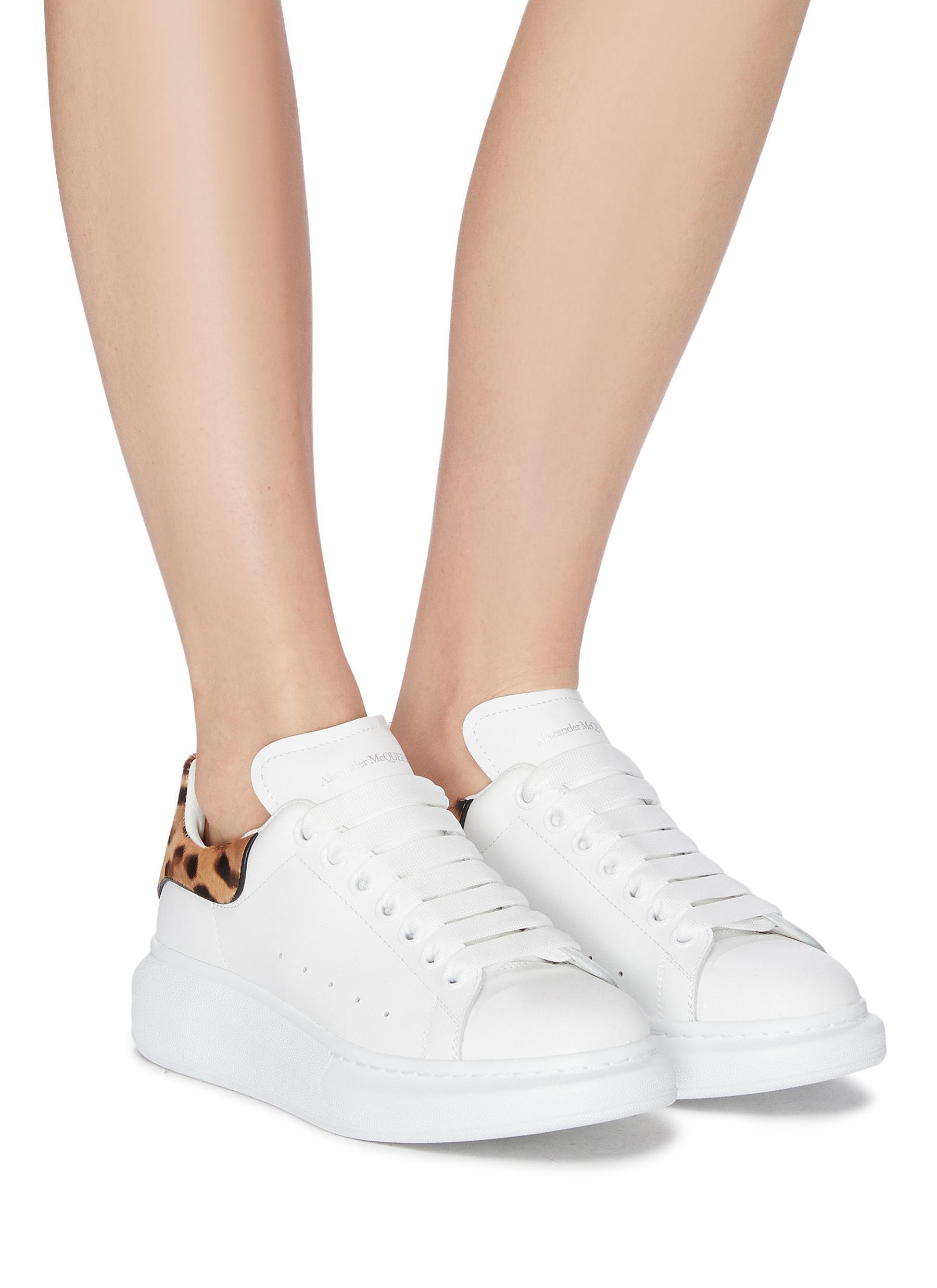Alexander McQueen 'oversized Sneakers