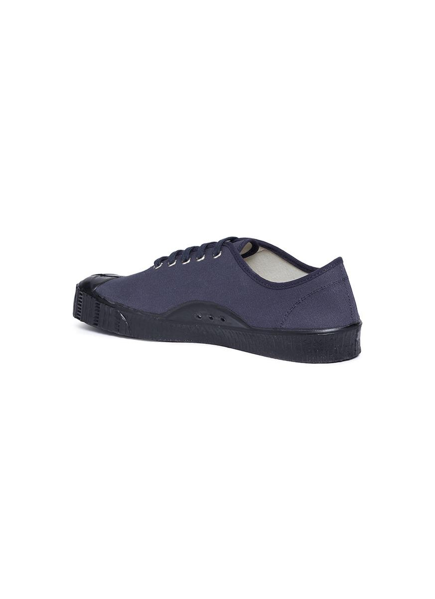 Spalwart 'special Low Bs' Canvas Sneakers in Navy (Blue)
