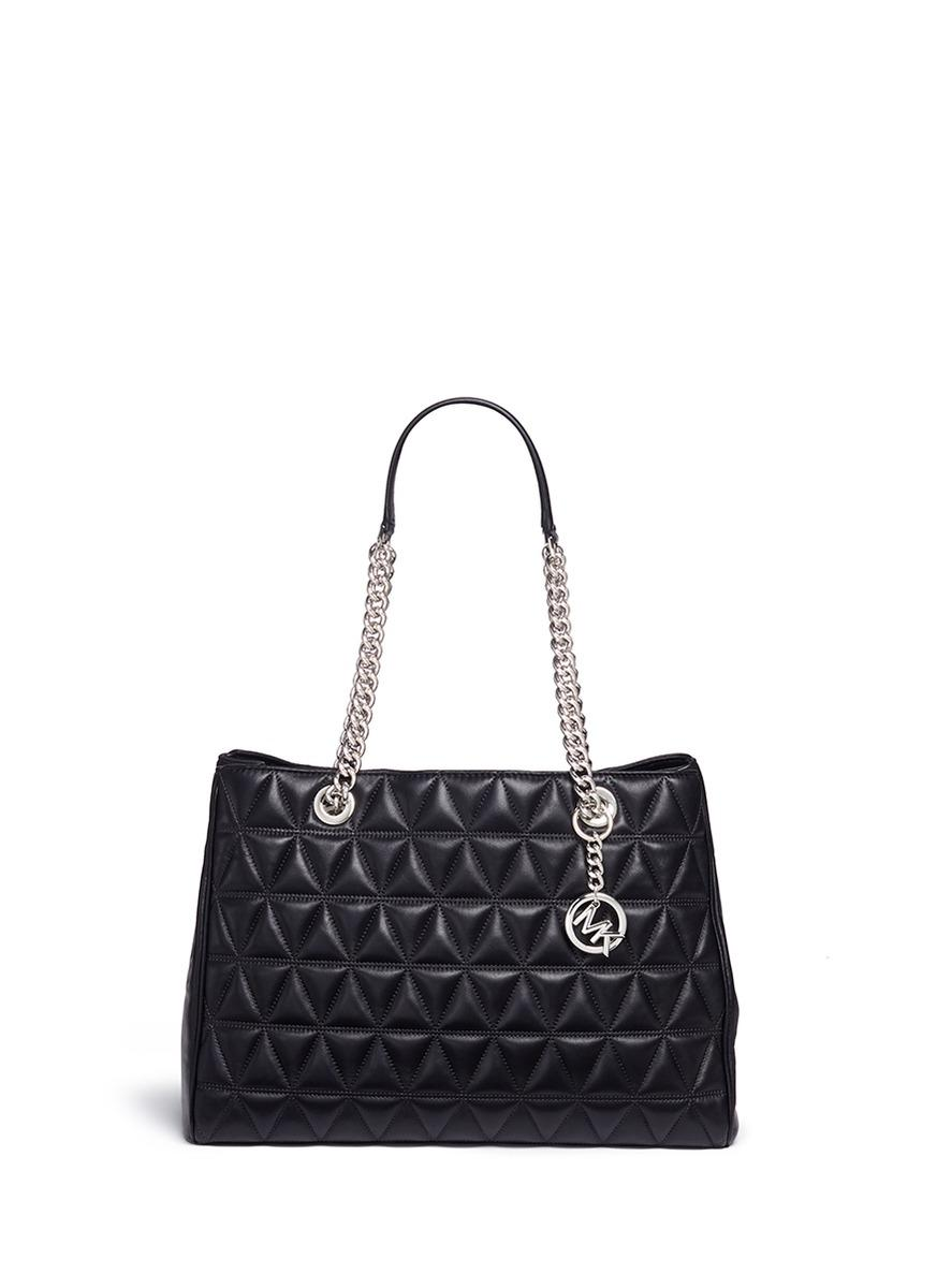 68f25374827fe2 Gallery. Previously sold at: Lane Crawford · Women's Michael Kors Quilted  Bag