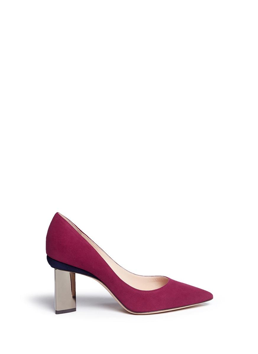 Prism Heel Shoes