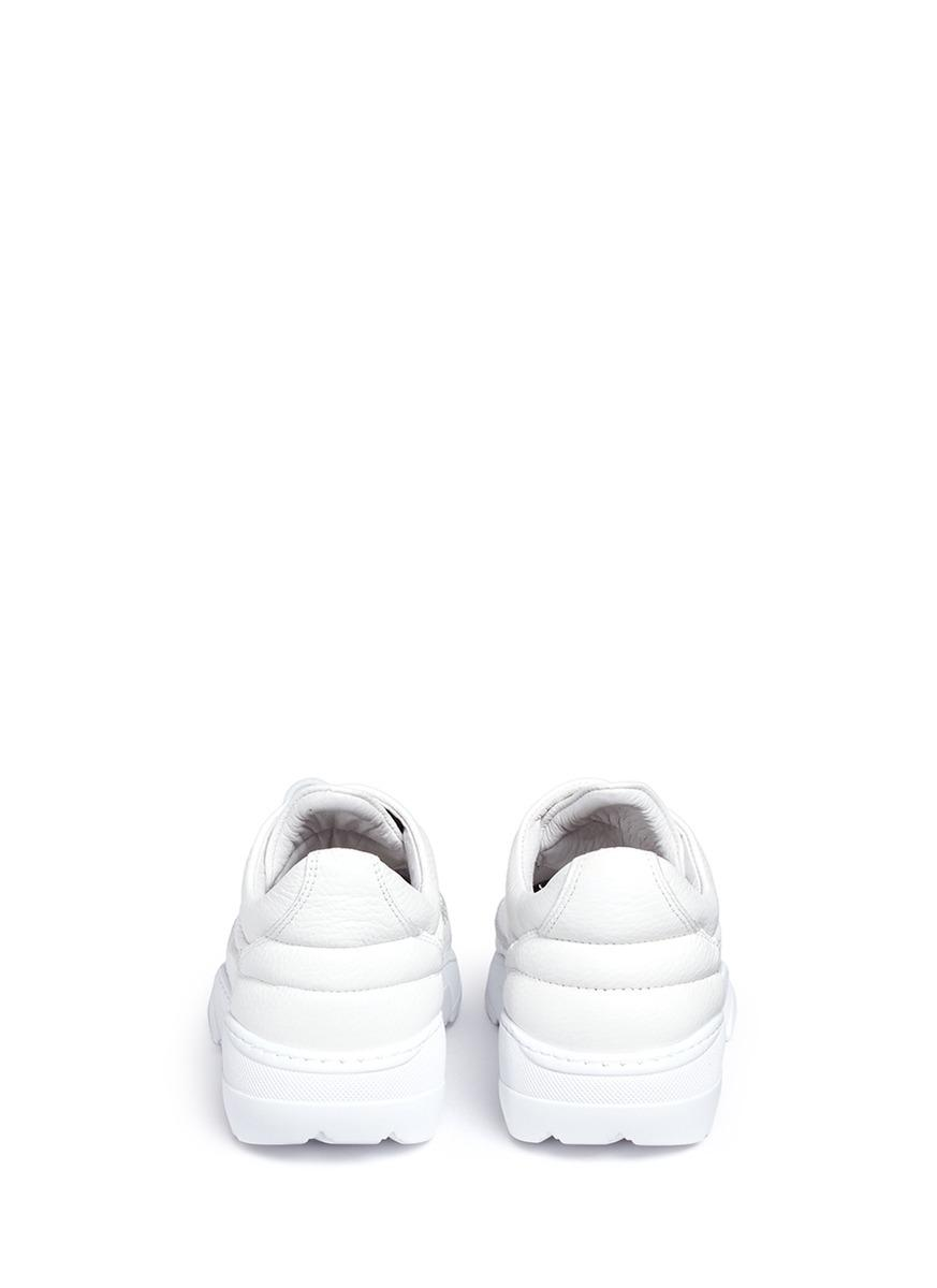 Filling Pieces 'apache Runner' Suede Sneakers