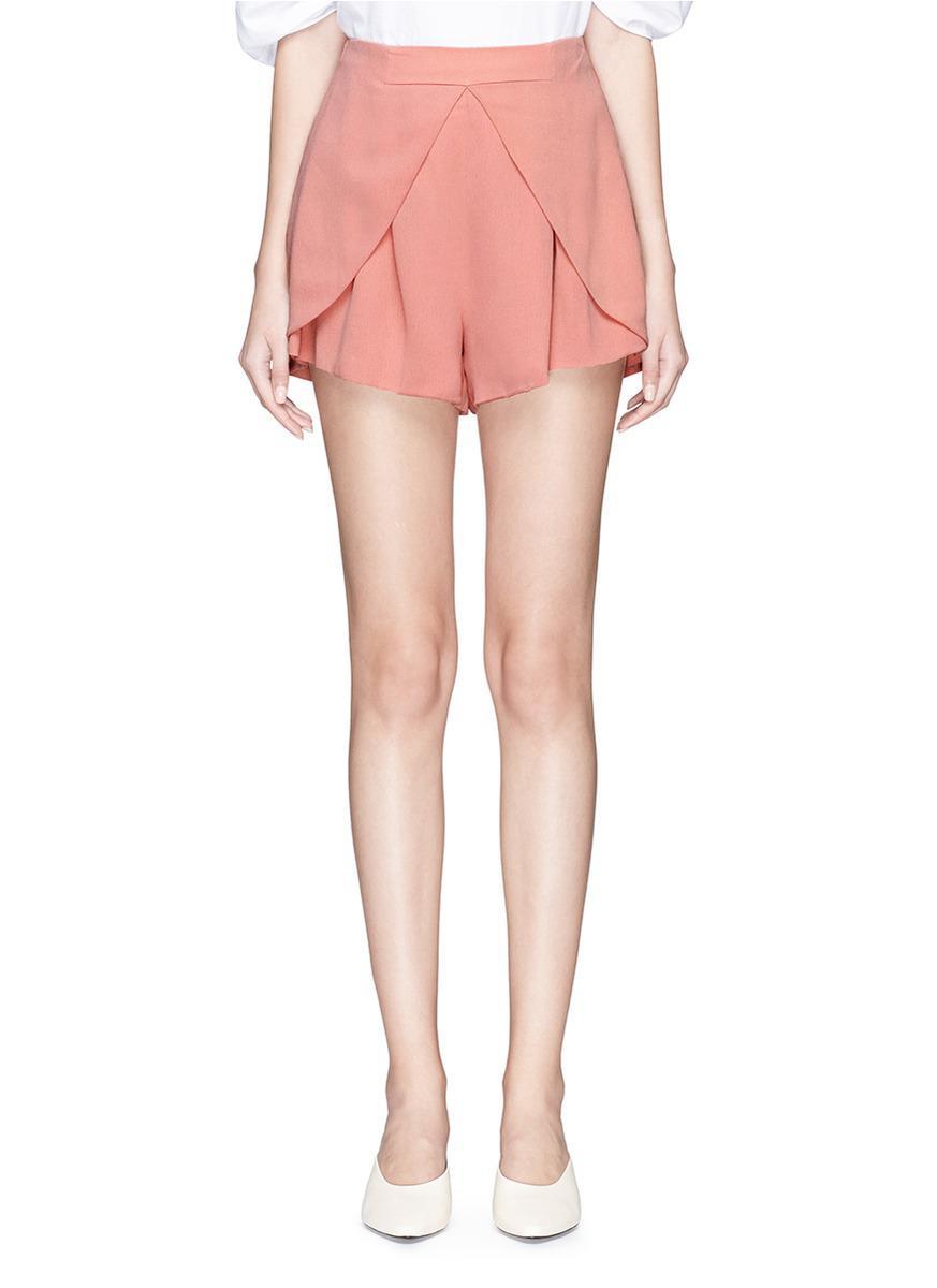 Short Taille Haute - Noir C / Collectif Meo o876ej