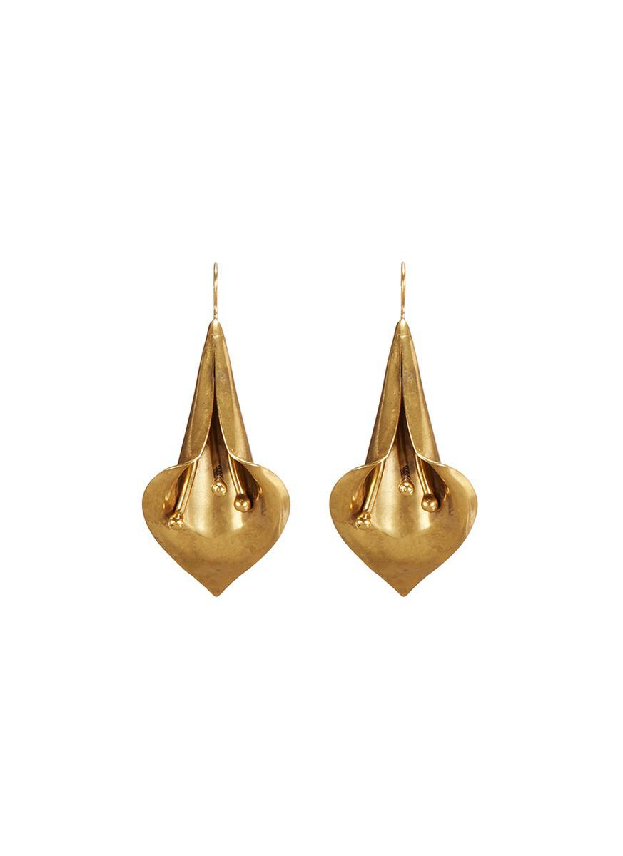 Jennifer Behr Calla Earrings c2acgwN9Yp