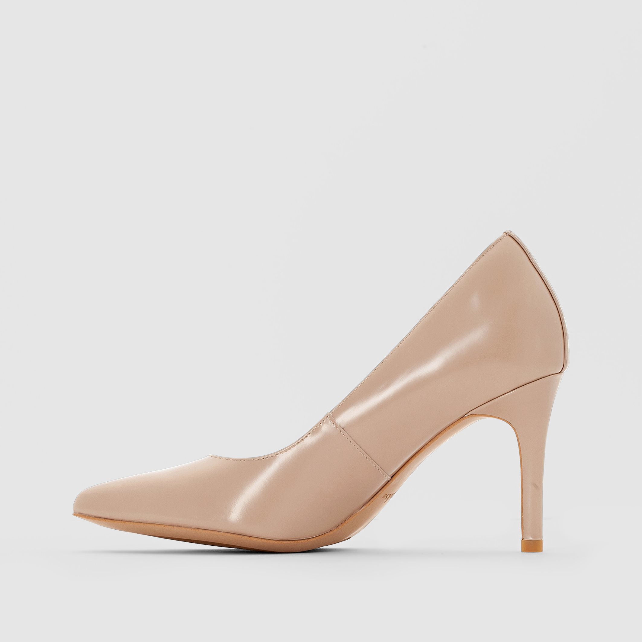 clarks dinah keer patent leather shoes in lyst