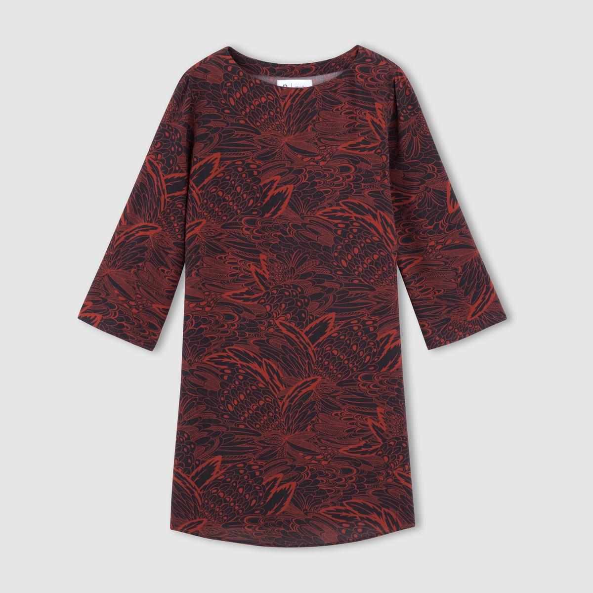 lyst la redoute robe droite imprimee With robe droite imprimée