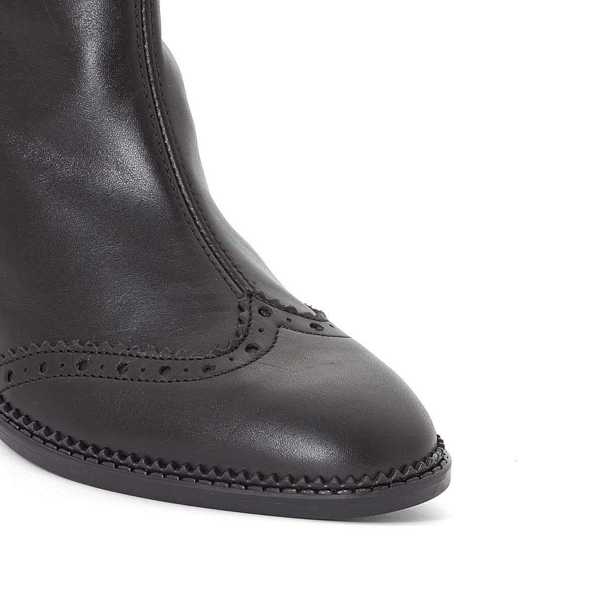 Lyst Esprit Axel Ankle Boots In Black