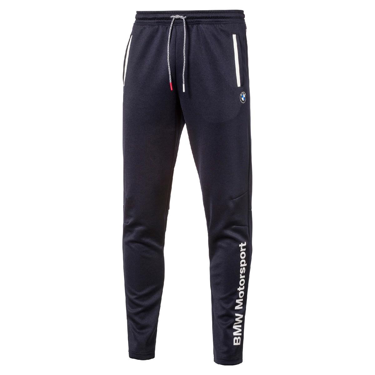 Puma Sportswear Joggers In Blue For Men Lyst