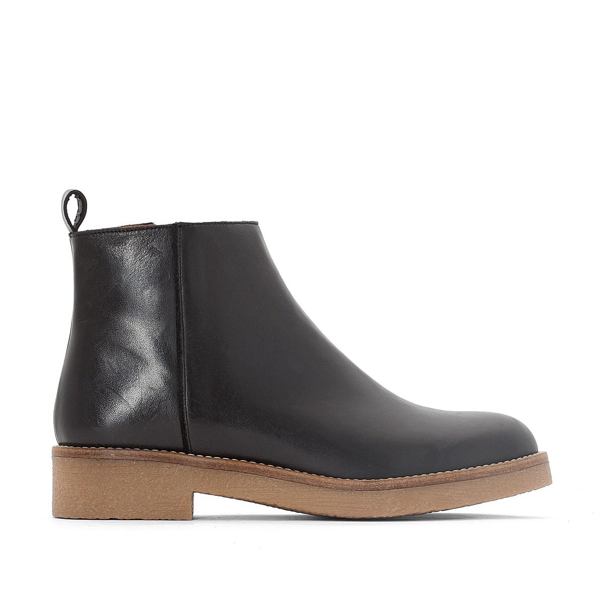 La Redoute Collections Ankle Boots with Studded Detail discount really with credit card for sale clearance best place 7x0lqvic