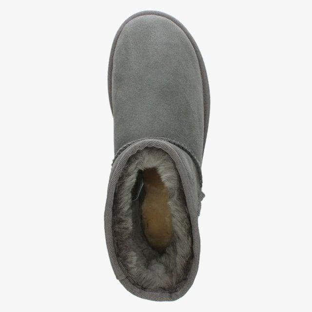 UGG Wool Classic Mini Ii in Grey (Grey)