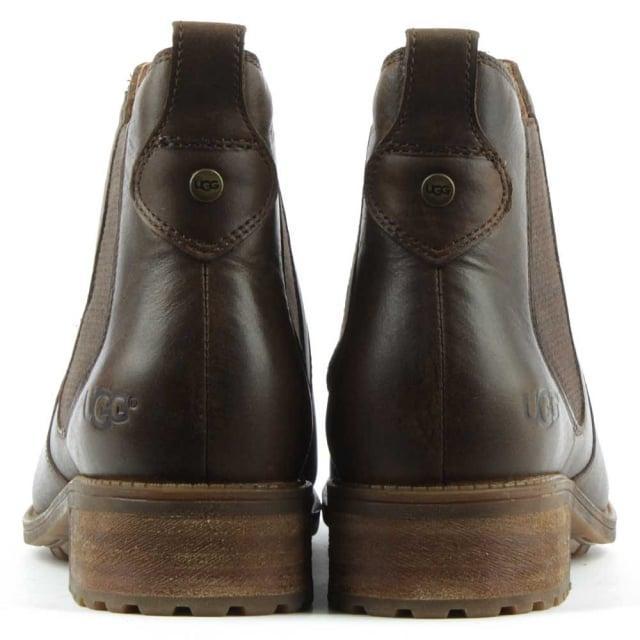Lyst Ugg Ugg Australia Bonham Stout Leather Chelsea Boot