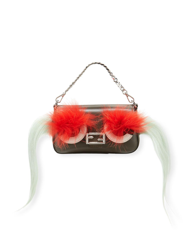 b168eab883 Gallery. Previously sold at: Last Call · Women's Micro Bags Women's Chain  Strap Bags Women's Fendi Bag Bugs Women's Fendi Baguette