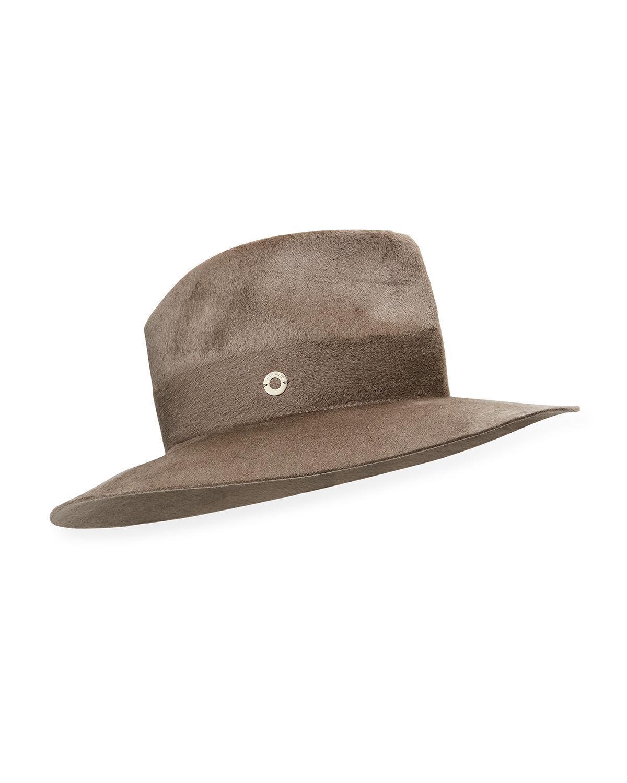 0569d1a0250 Loro Piana Blue Lulu Floppy Hat