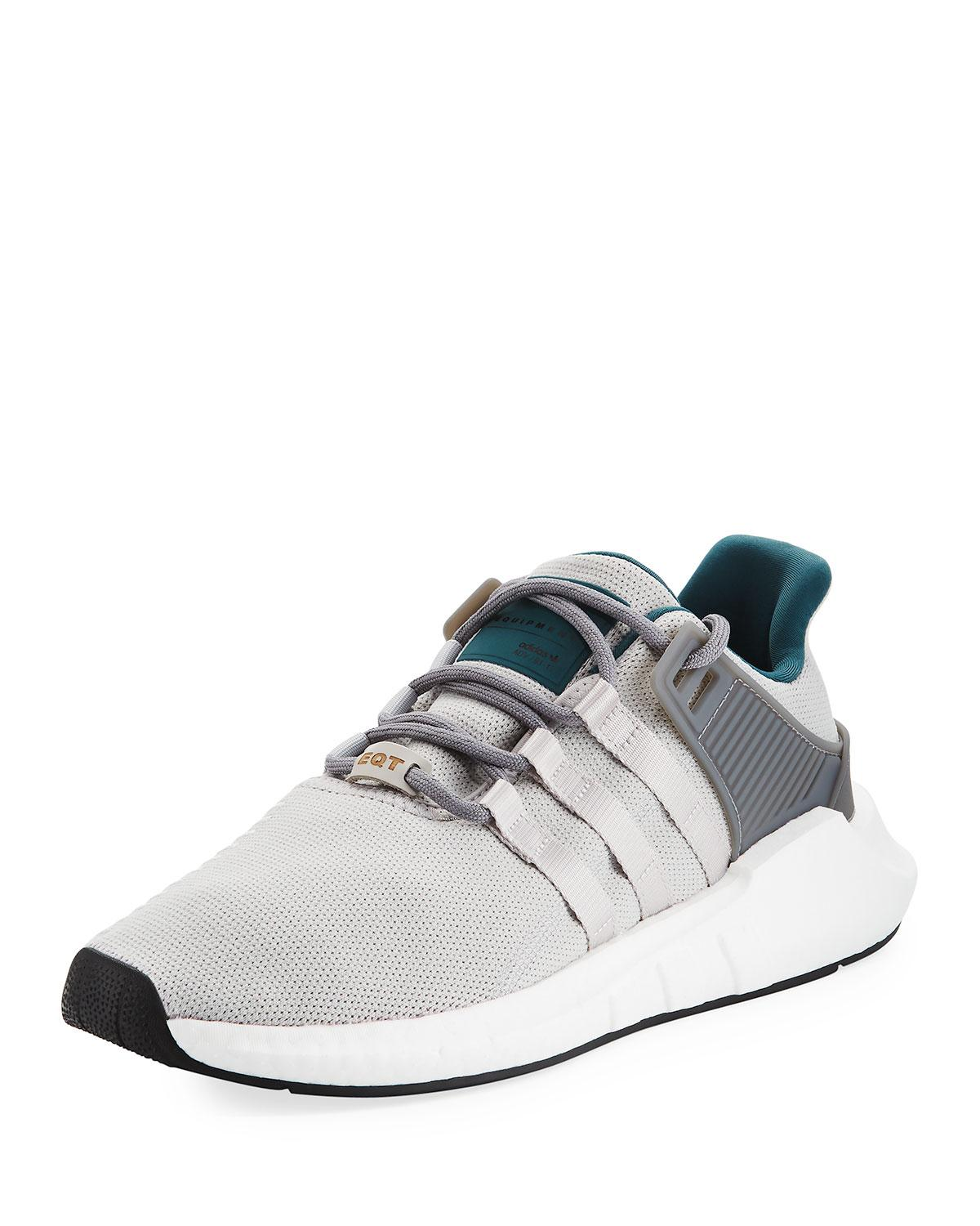 wholesale dealer 64593 7b7cf Adidas - Mens Eqt Support Adv 93-17 Sneakers Gray for Men - Lyst. View  fullscreen