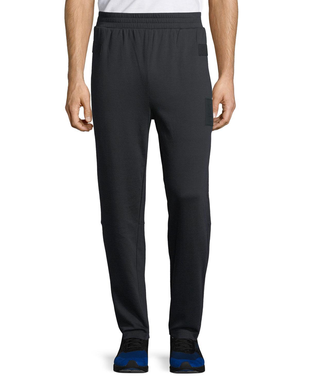 daf44aabd4c7 PUMA Men s Xo Zipper Detail Sweatpants in Black for Men - Lyst