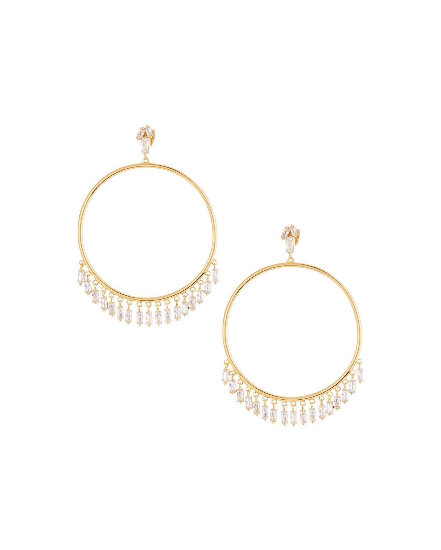 Amara Amara Pearl Drop Yellow Gold Plated Earrings YDPiF1z1