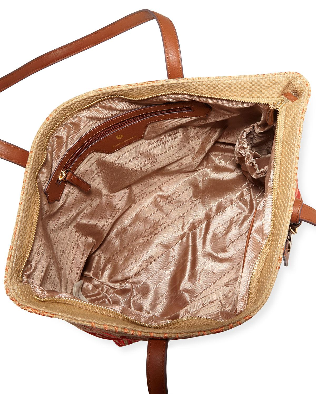 26b940852 Lyst - Tommy Bahama Palm Beach Linen Tote Bag