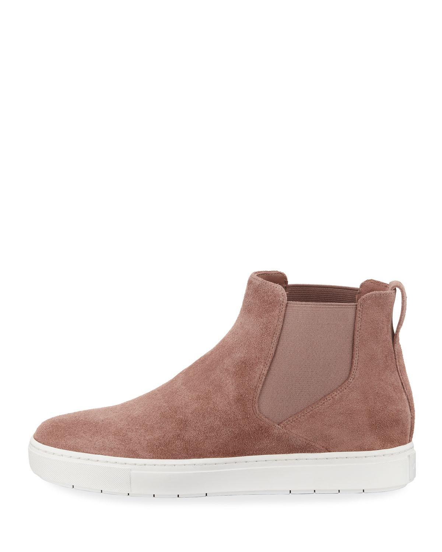 Vince Newlyn High Top Sneakers