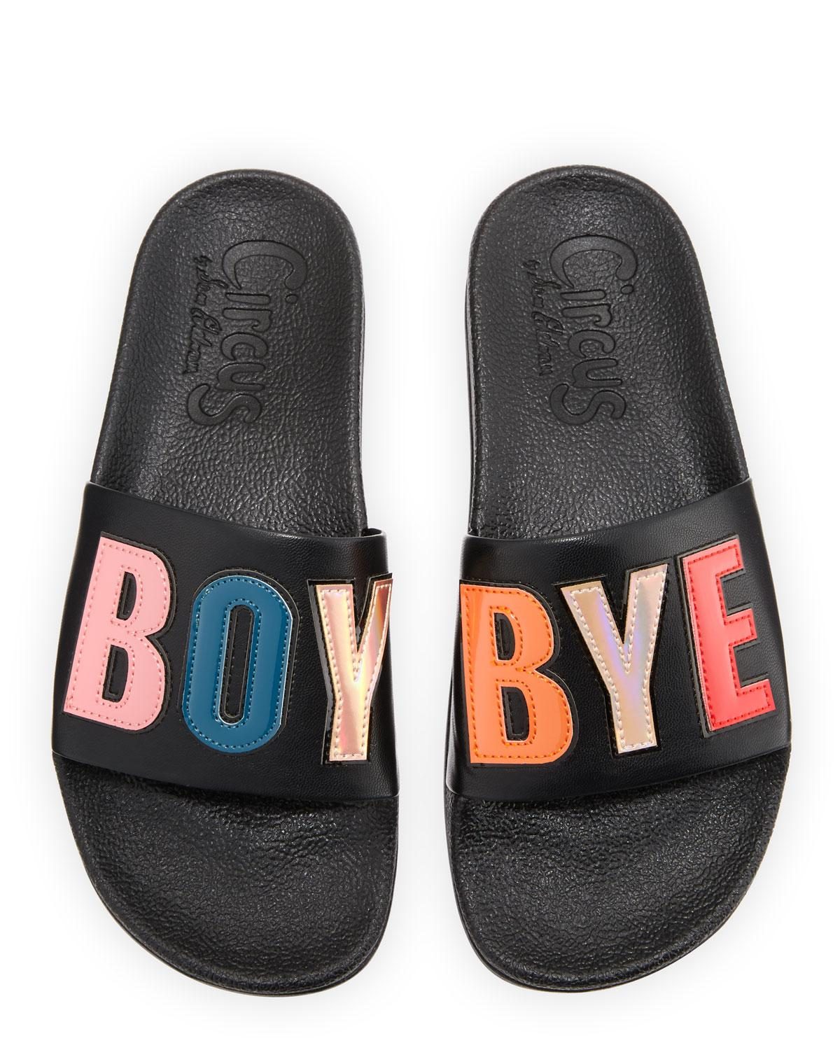 new products official best place Flynn Boy Bye Pool Sandal