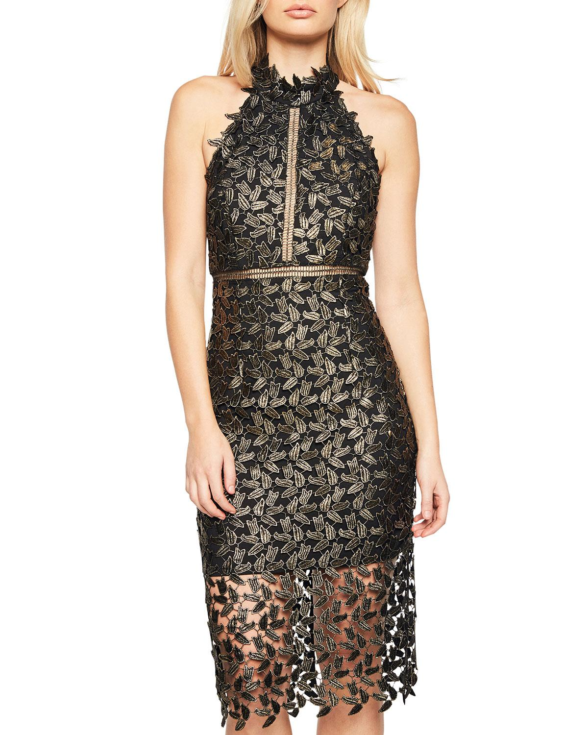 97902e6b Gallery. Previously sold at: Last Call · Women's Black Cocktail Dresses  Women's Black Lace Cocktail Dresses