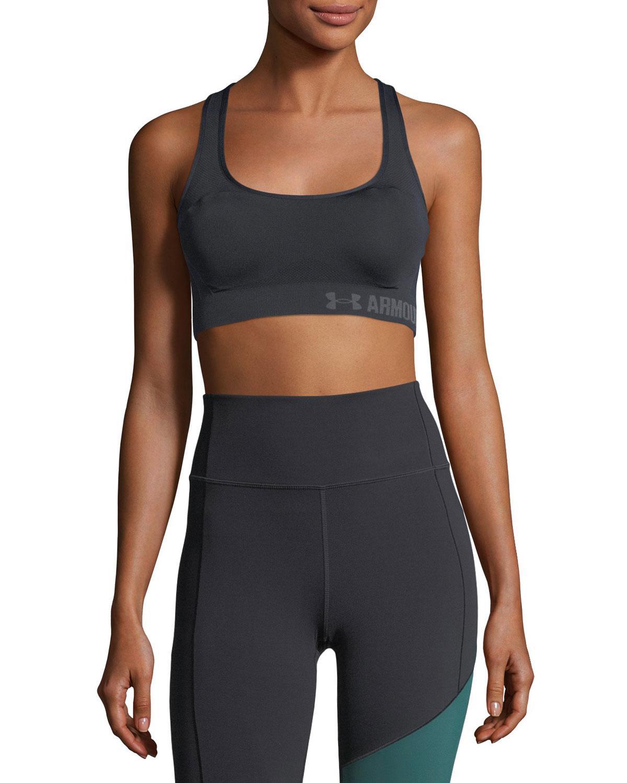 Activewear   Sports Bras   Scoop Sleeveless Back Openwork