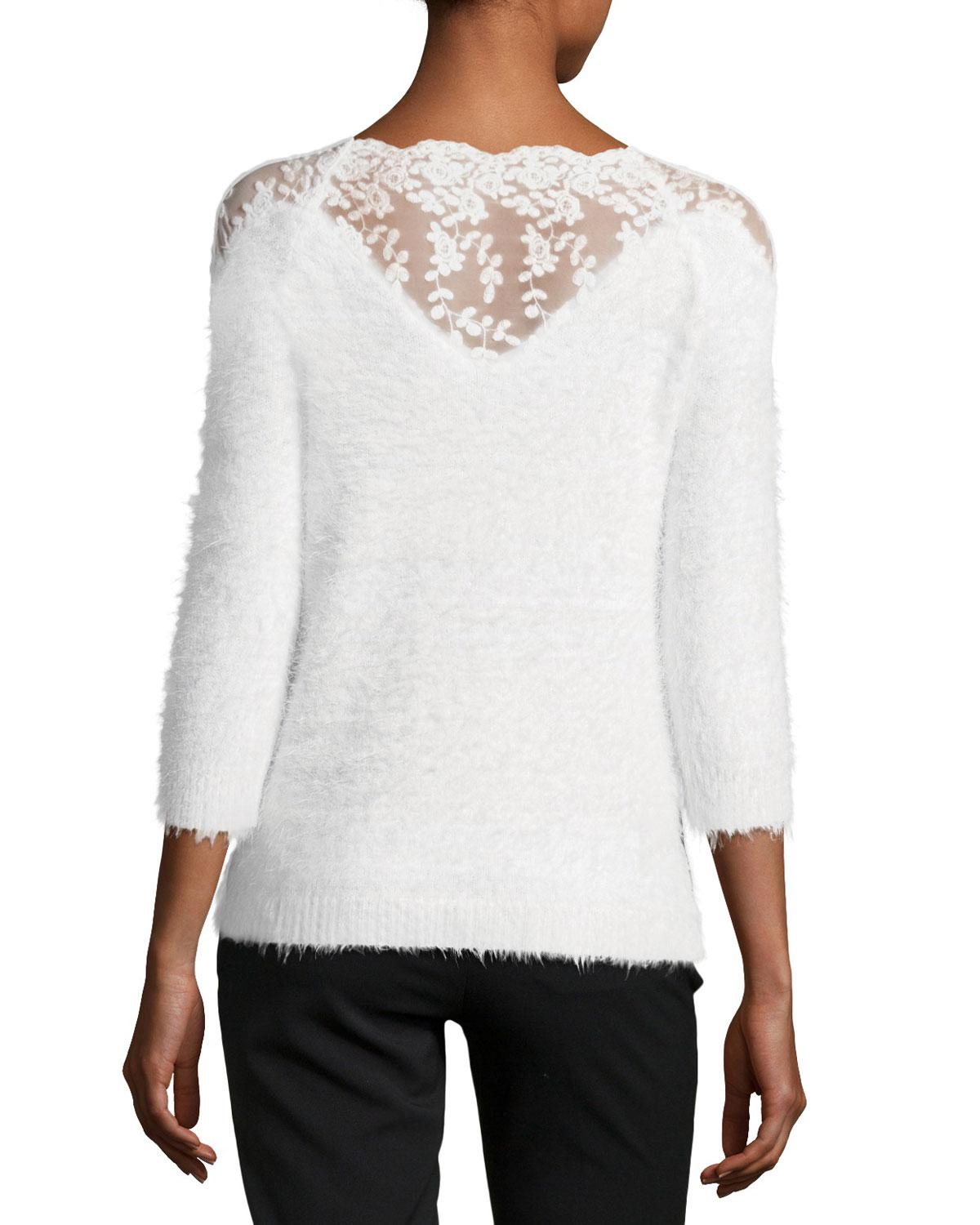 2414f2a925 Gallery. Previously sold at  Last Call · Women s Cable Knit Sweaters ...