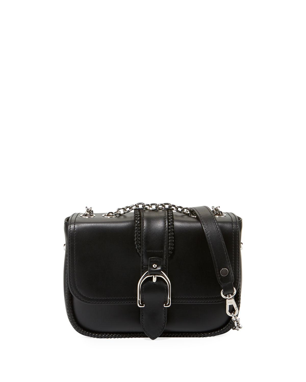 7f42779930ab Lyst - Longchamp Amazone Mini Leather Crossbody Bag
