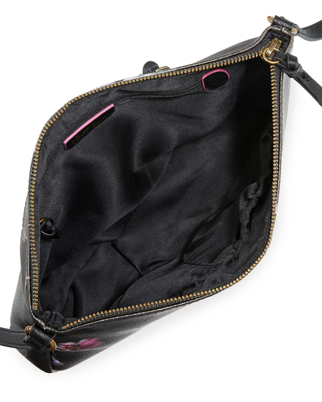 Lyst - Elliott Lucca Mari Medium Crossbody Bag in Black 09ab2a37ac7bc
