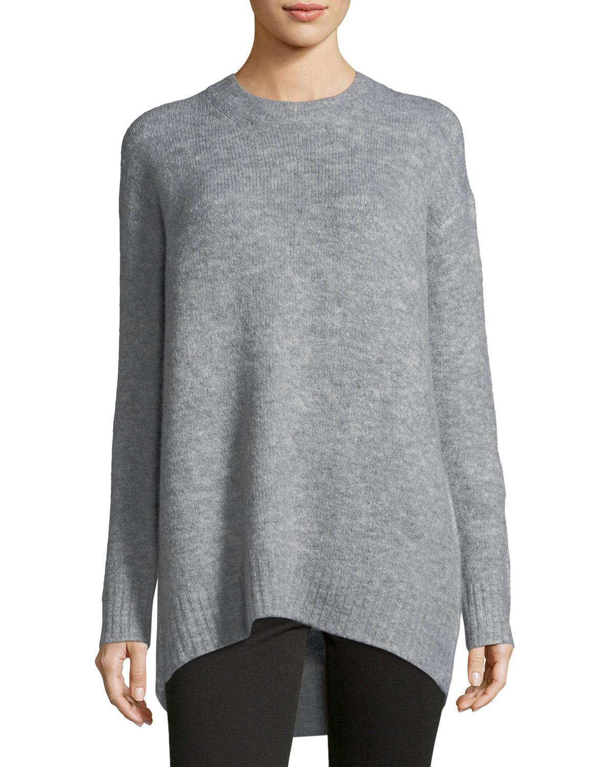 Philosophy Oversized High-low Sweater | Lyst