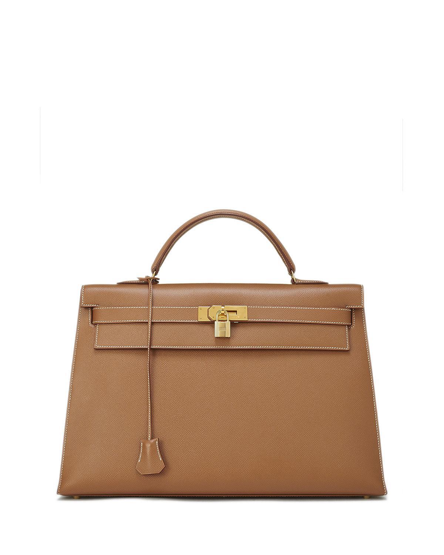 049b4e20518 promo code for hermès. womens brown vintage kelly 40 4cbc5 d2654