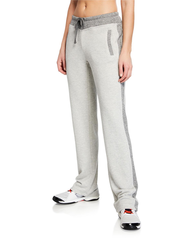c3eca9b9b11 Lyst - Marc New York French Terry Straight-leg Sweatpants in Gray