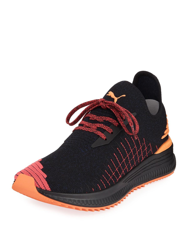 b88cd39b318 Lyst - PUMA Men s Avid Evoknit Sneakers in Black for Men
