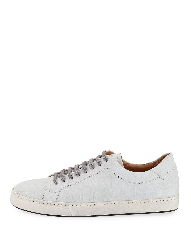 Men's Noble Suede Platform Sneaker 7QR5Tl